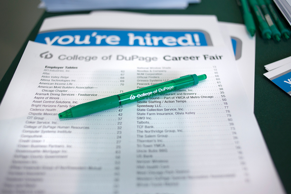 You're hired! Job advice and more