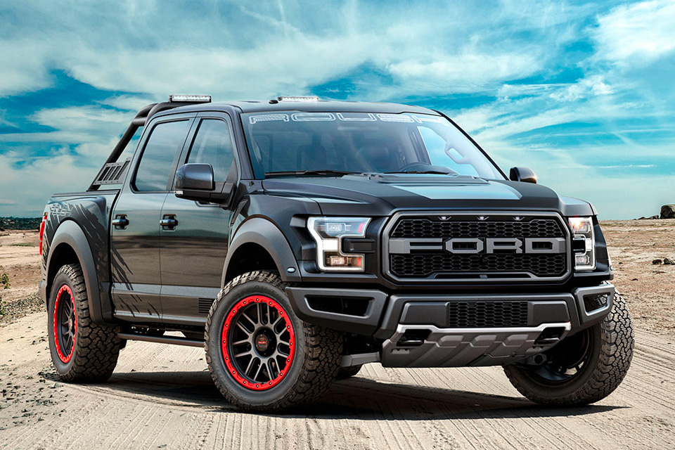 2019 Ford Roush Raptor