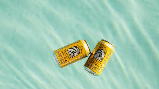 Enjoy Calidad Beer poolside this summer