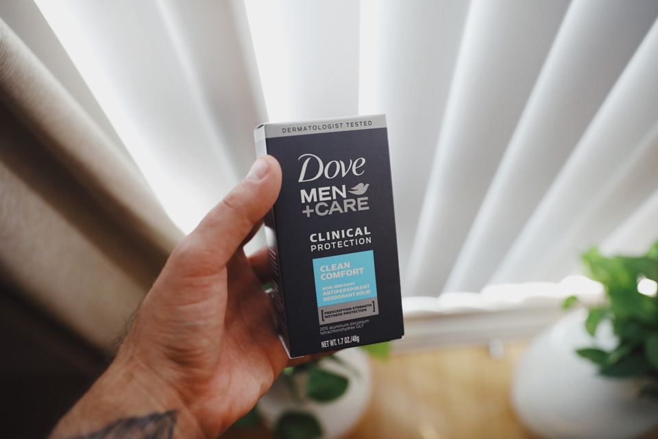 Dove Men+Care Clinical Protection Deodorant