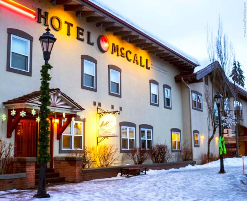 Hotel McCall