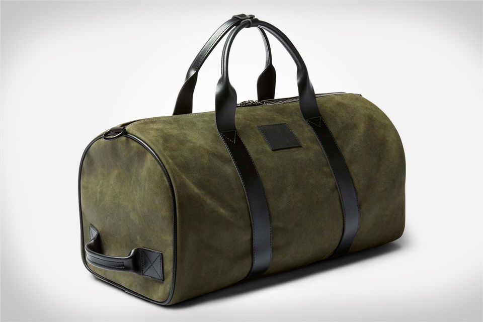KILLSPENCER Limited Edition Italian Suede Duffle