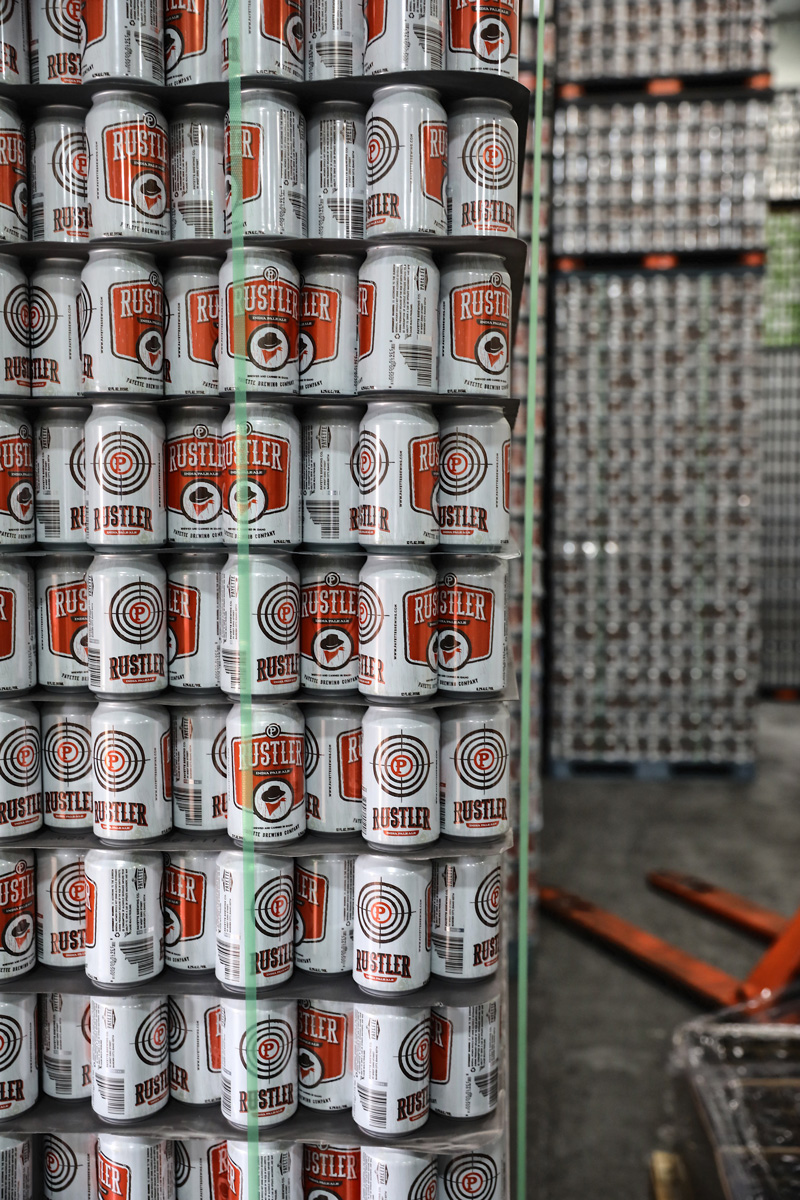 Payette Brewing beer cans