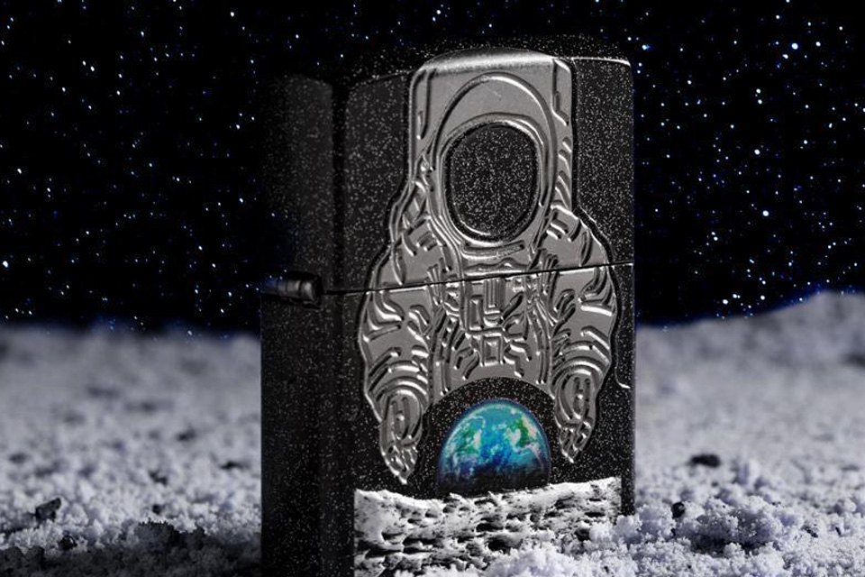 Zippo Moon Landing Windproof Lighter