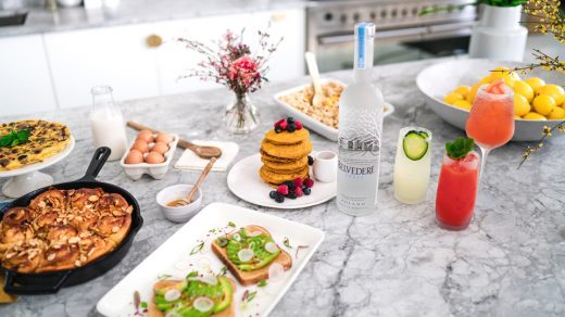 The Art of Brunch w/ Belvedere Vodka