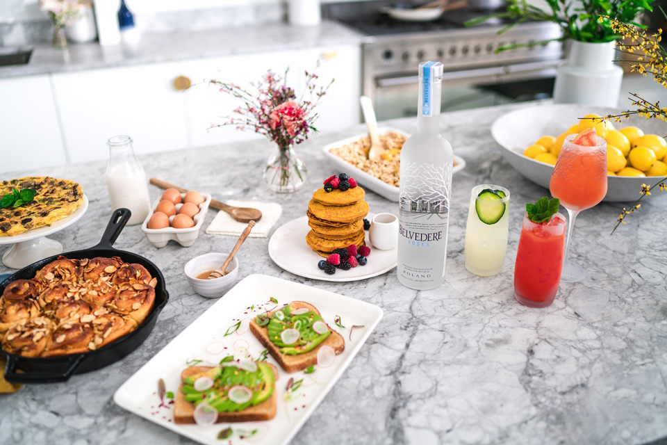 Celebrate the Art of Brunch with Belvedere and Chef Candice Kumai