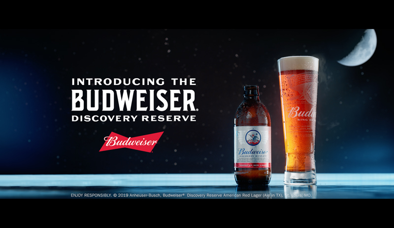 Budweiser Discovery Red Lager