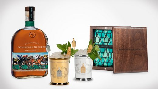 Woodford Reserve's 2019 Mint Julep Cups
