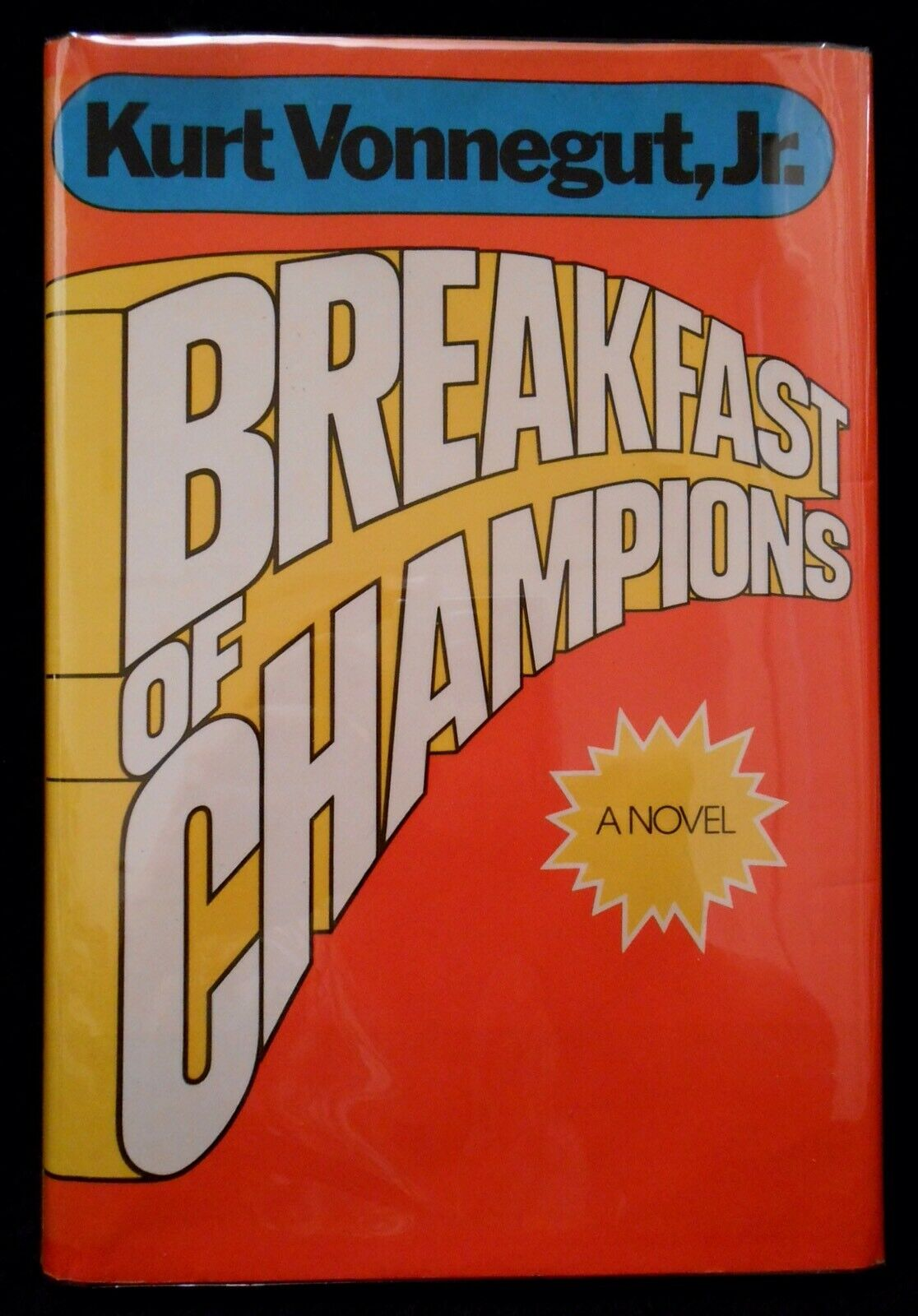 Breakfast of Champions Kurt Vonnegut Jr First Edition