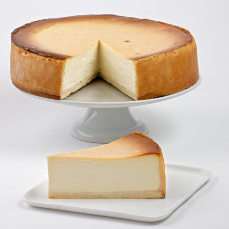 Carnegie Deli's Famous Cheesecake - 8 inch