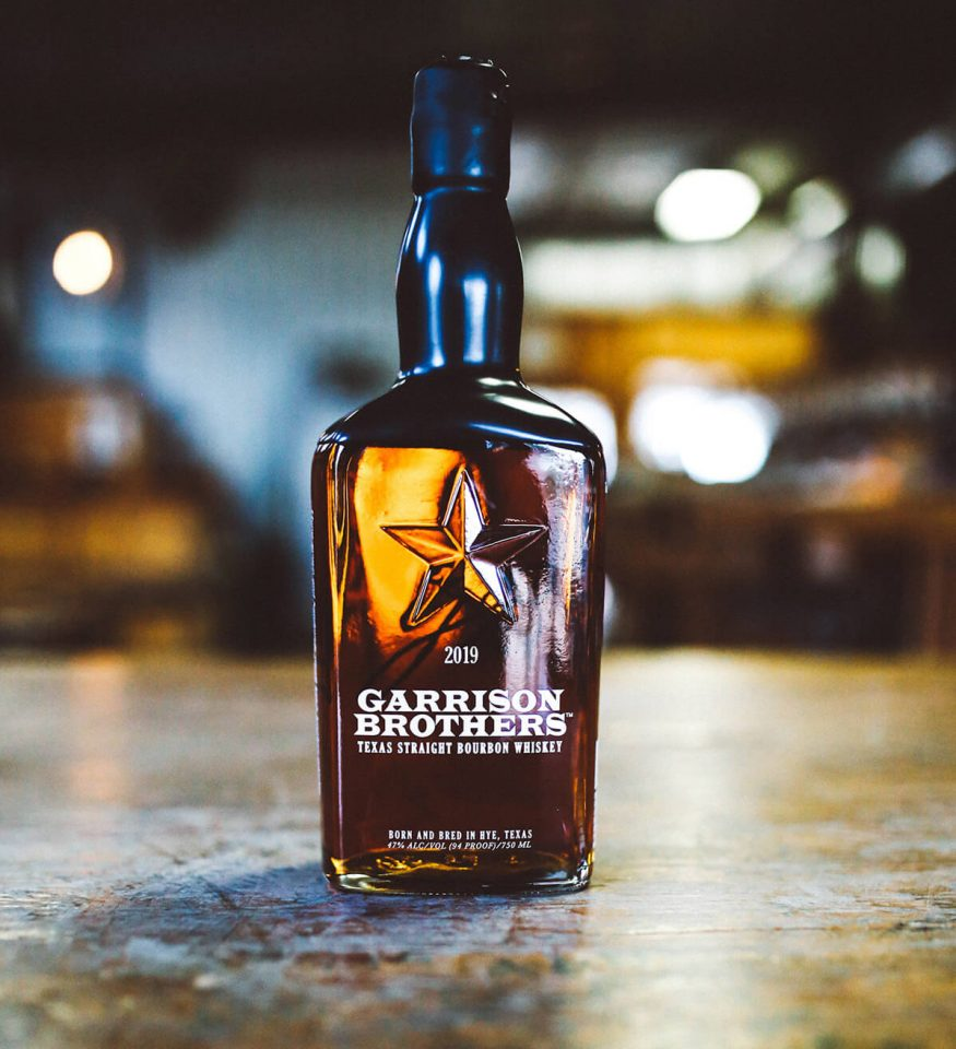 Garrison Brothers 2019 Texas Straight Bourbon Whiskey