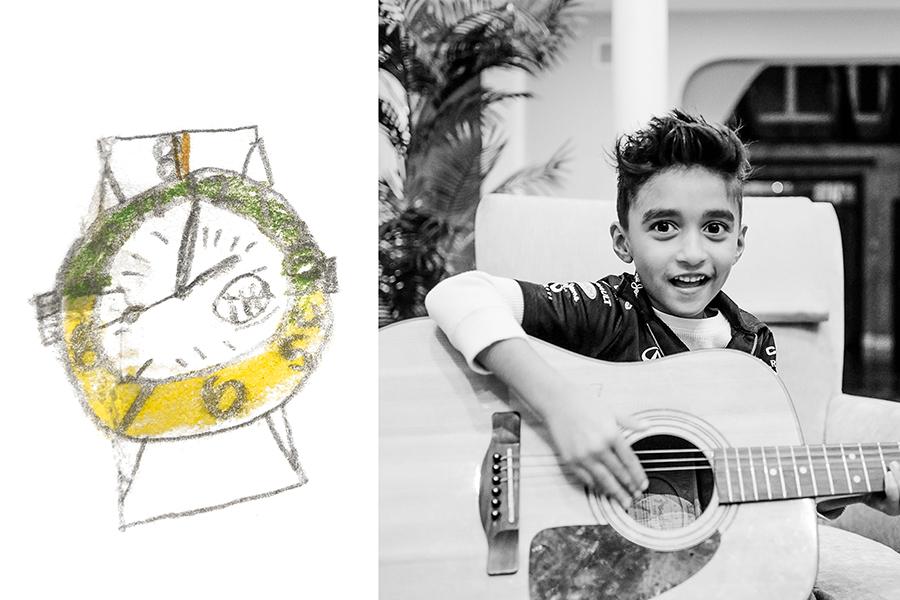 Rolex GMT-Master II 'SPRITE' Concept by Hodinkee employee's son