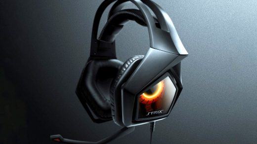 asus rog strix pro streaming headphones