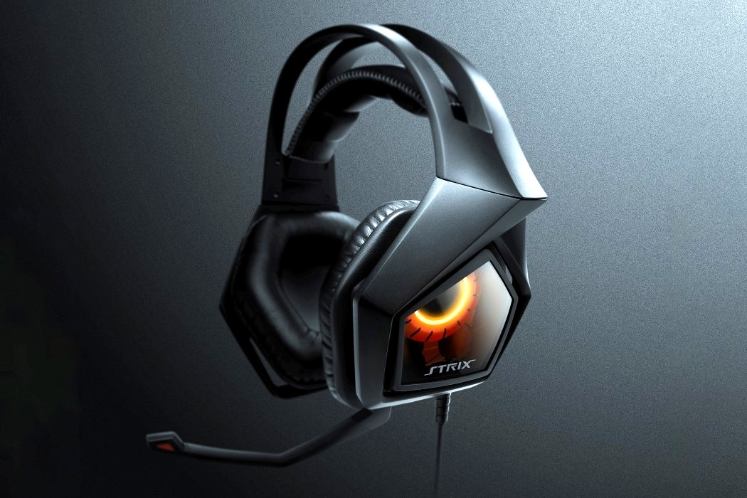 The Most Intimidating Streaming Headphones (Not) Around