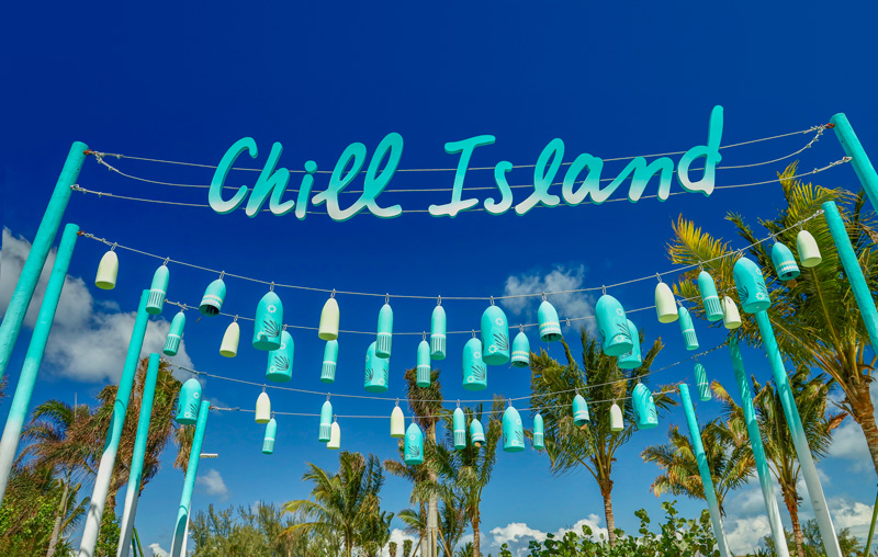 CocoCay's Chill Island
