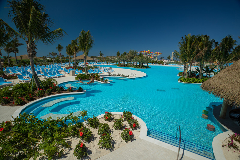 CocoCay's Oasis Lagoon