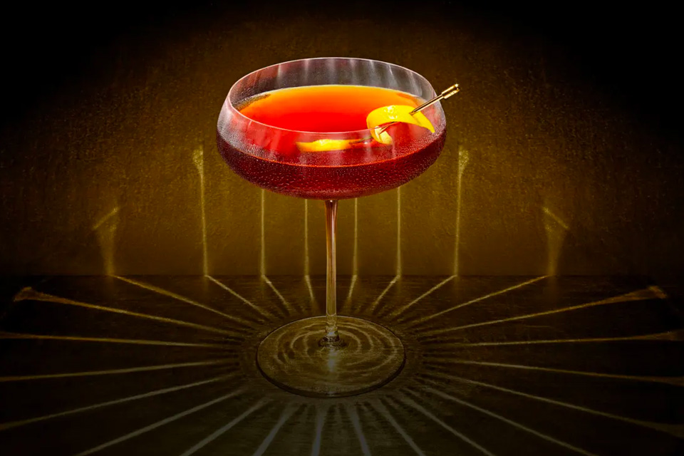 Count Mast - Jagermeister cocktail recipes
