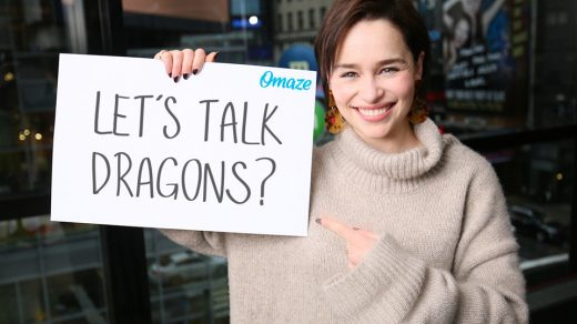 Emilia Clarke Omaze contest