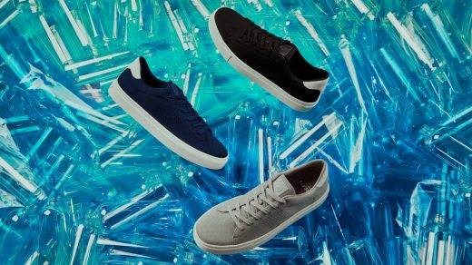 GREATS Royale Knit Made from Recycled Ocean Plastics