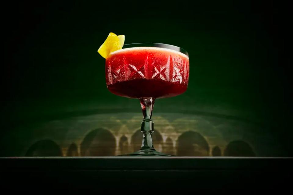 Naughty German - Jagermeister cocktail recipes