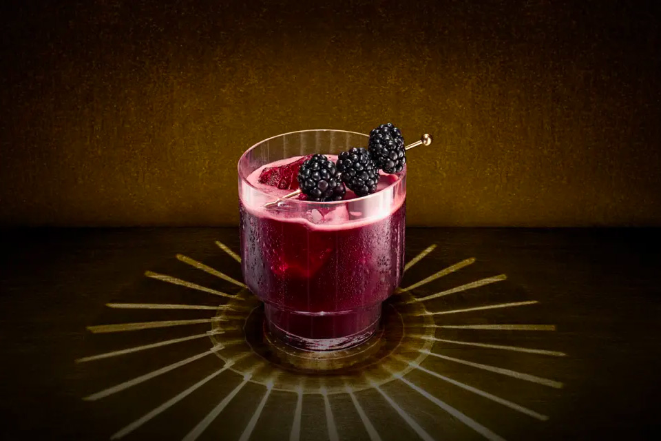 Purple Stag - Jagermeister cocktail recipes