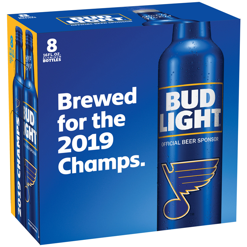 Bud Light Blues 8-pack