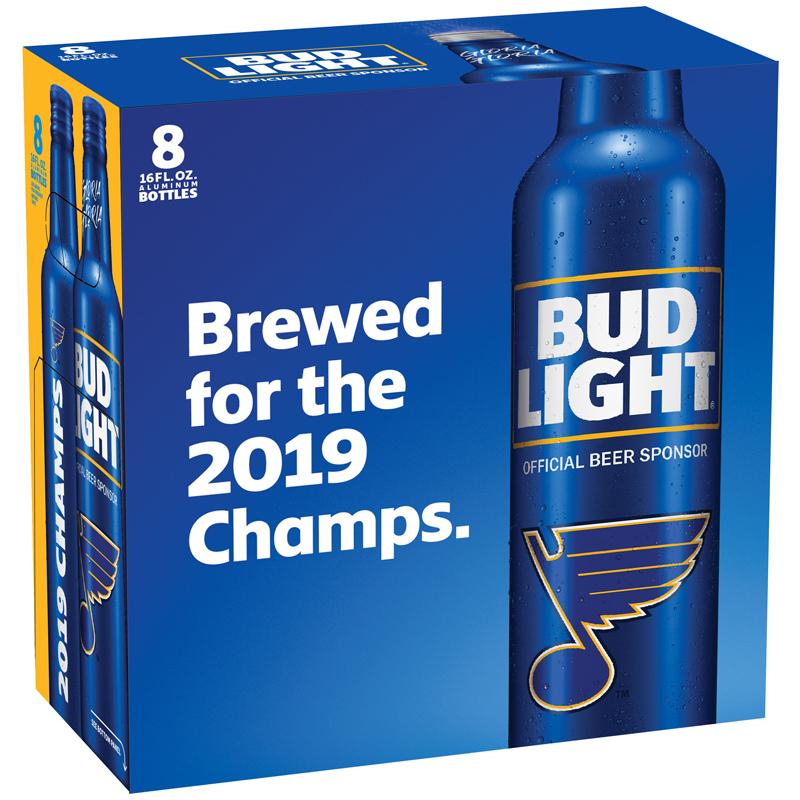 Bud Light Blues 8-pack