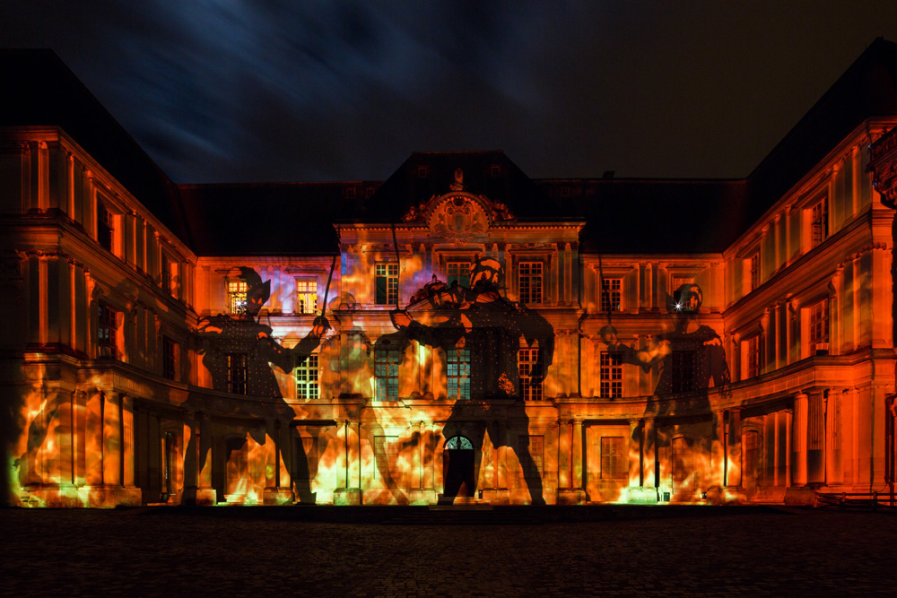Château Royal de Blois Sound & Light Show