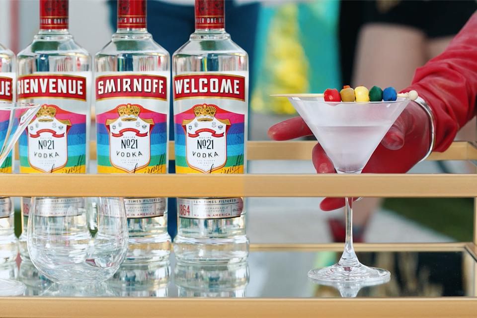 Smirnoff Launches