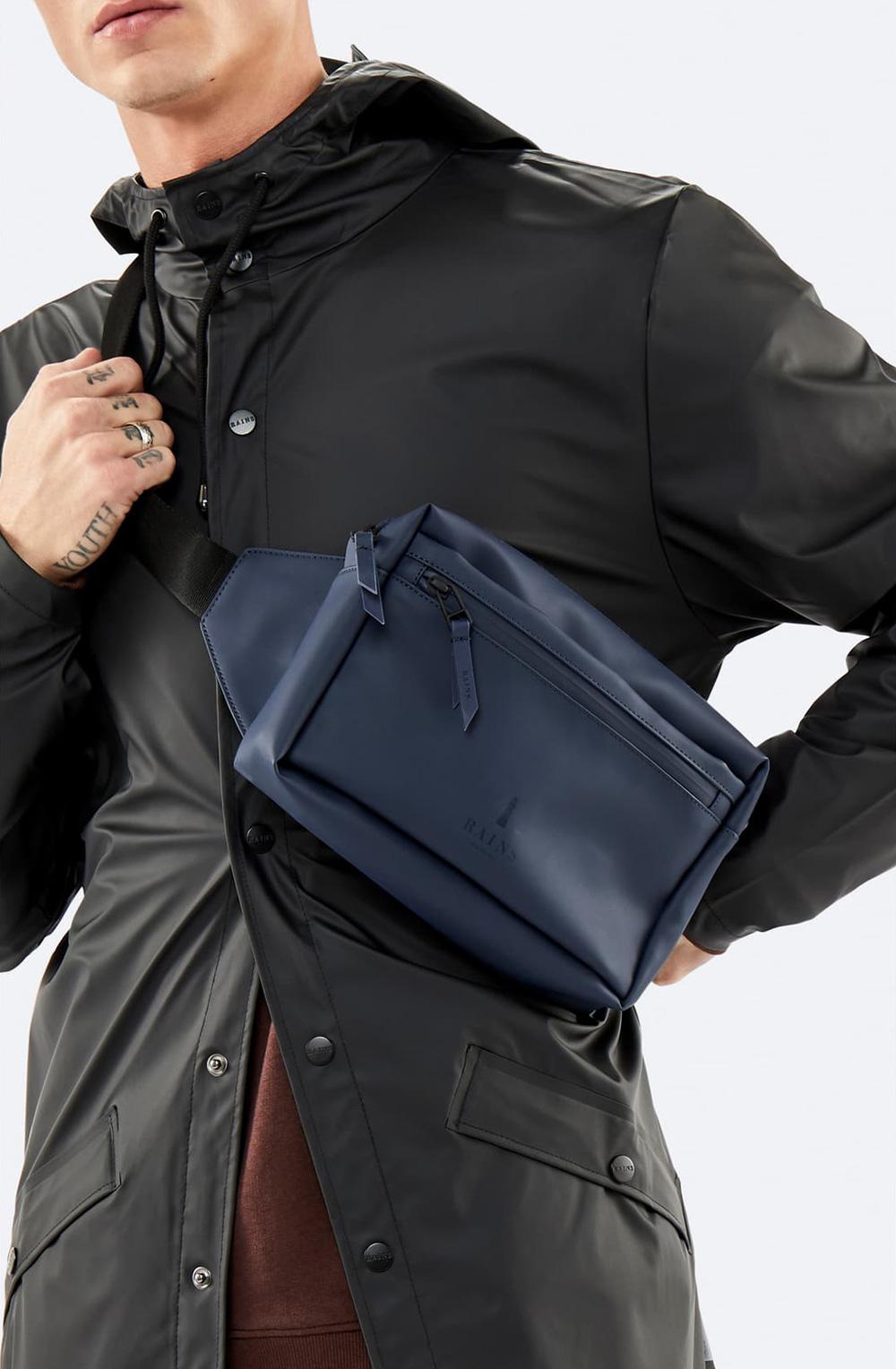 Waterproof Belt Bag by RAINS at Nordstrom
