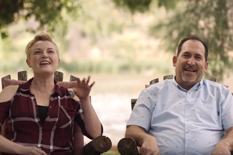 Budweiser Father's Day Film features 3 real stepfathers