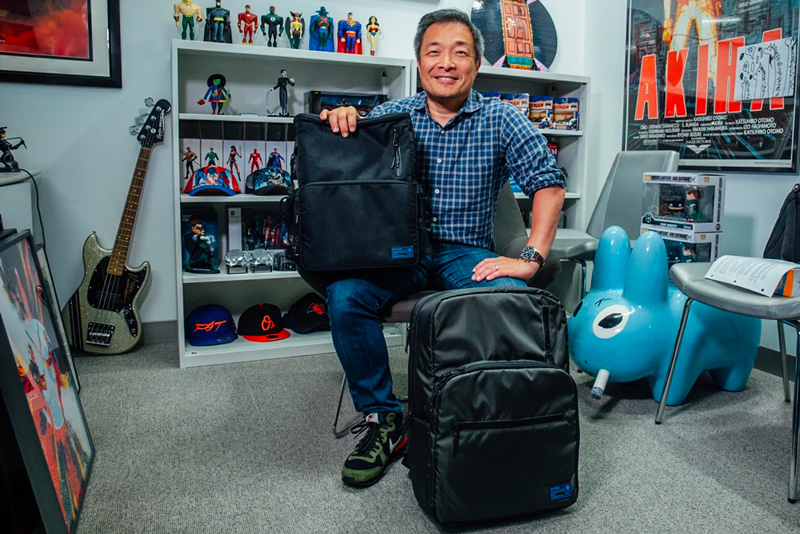 Comic Book Legend, Jim Lee collaborates with luxury accessory brand HEX