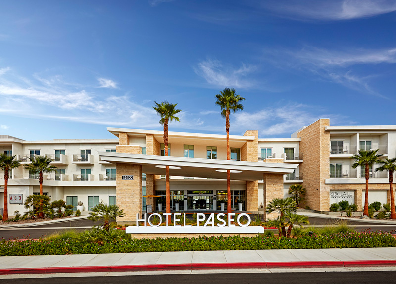 Hotel Paseo - Palm Desert hotels