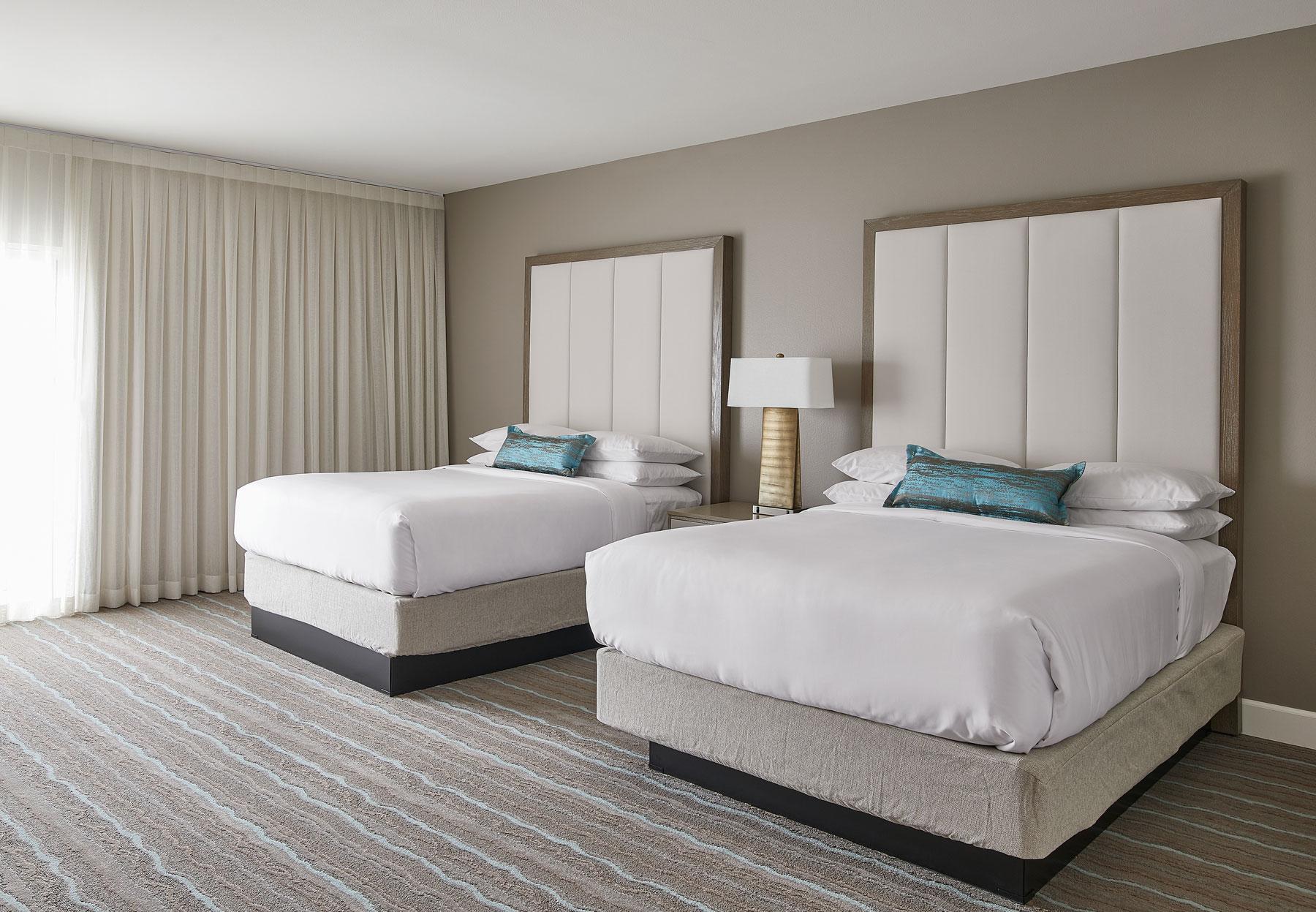Hotel Paseo, Palm Desert room