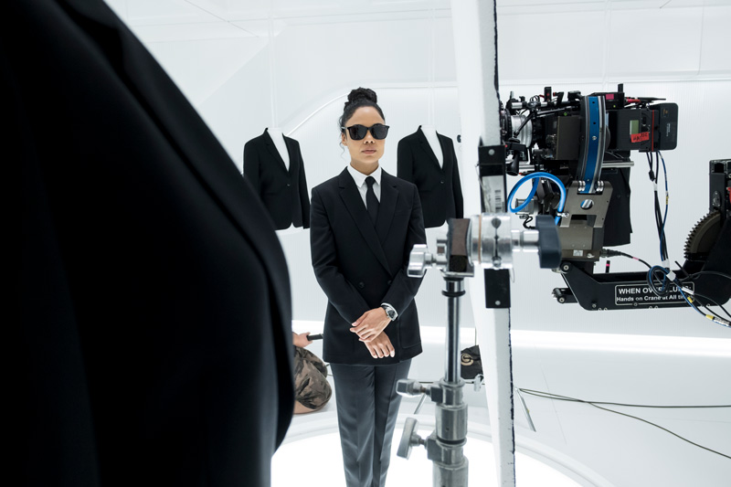 MIB Agent M - Behind the scenes of Men in Black: International
