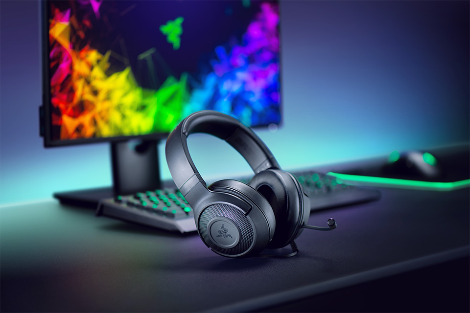 Razer Kraken X wired gaming headset