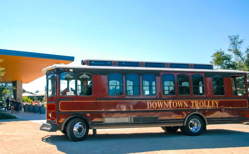Santa Maria Valley Wine Trolley