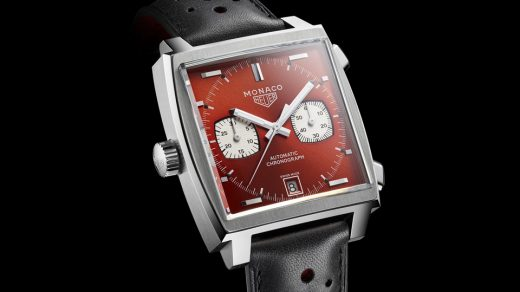 TAG Heuer Monaco 50th Anniversary - 1980's Special Edition