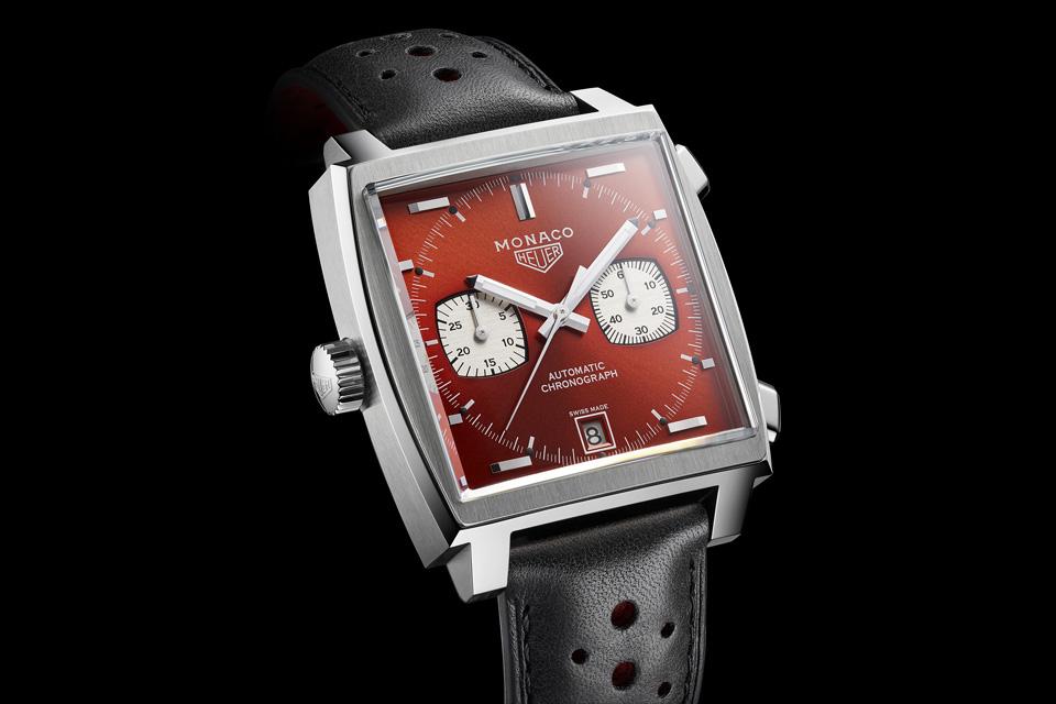 TAG Heuer Monaco Calibre 11 - 50th Anniversary 1980's Special Edition