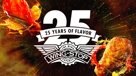 Wing Stop celebrates their 25th Anniversary with 25 Days of Flavor