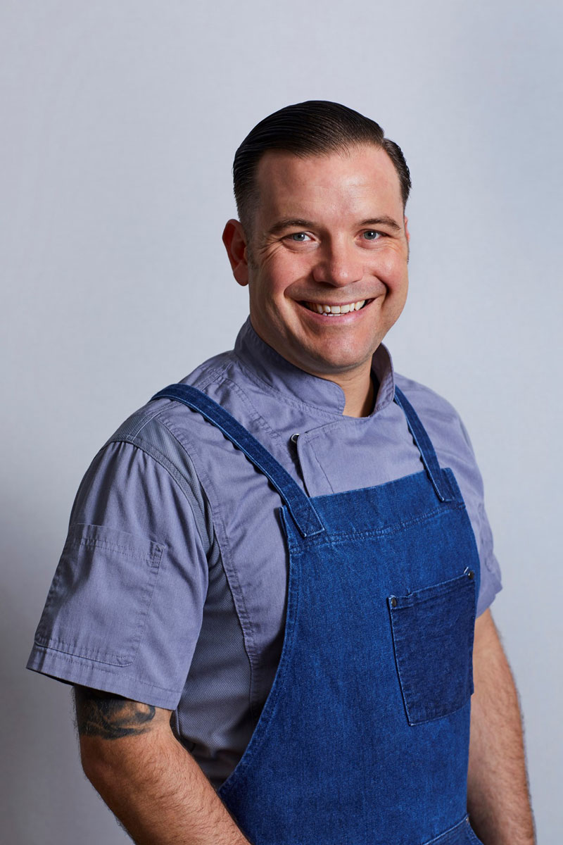 Chef Chris Garasic - The Westin Long Beach Executive Chef