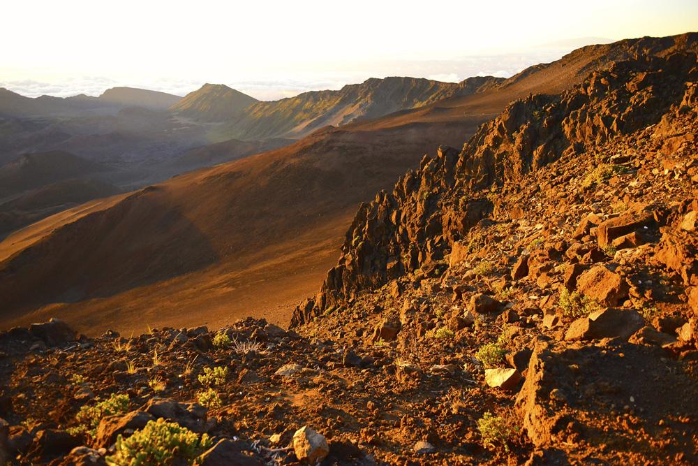 Haleakala National Park - Wonders of The US