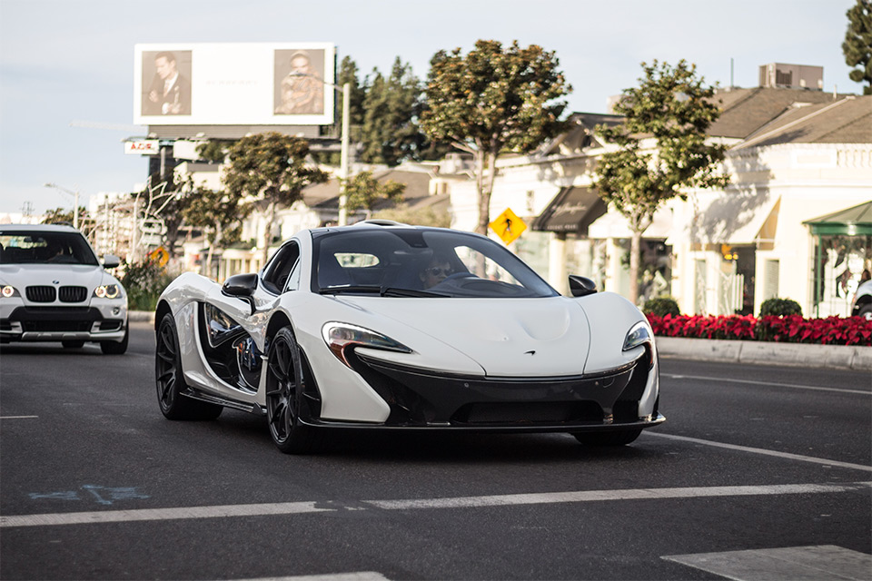 Choosing your dream car
