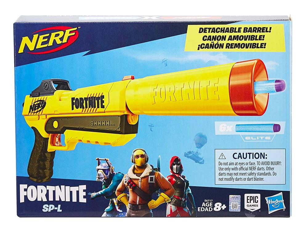 Fornite Silenced Pistol replica