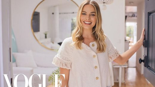 Margot Robbie Vogue interview