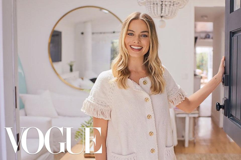 Margot Robbie Vogue interview