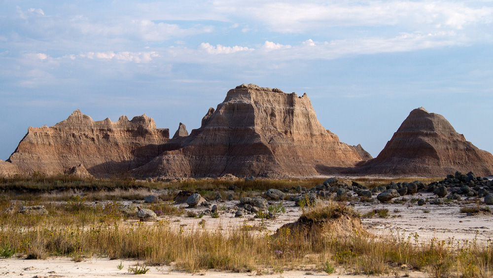 South Dakota Badlands - Wonders of The US