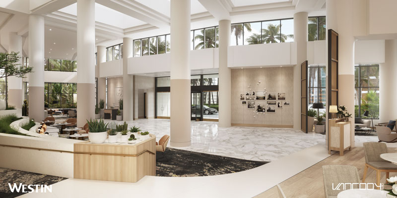 The Westin Long Beach Renovation