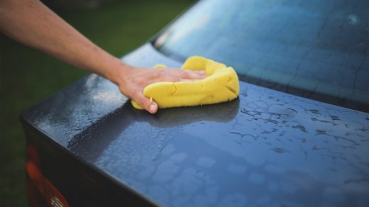 Washing your car at home