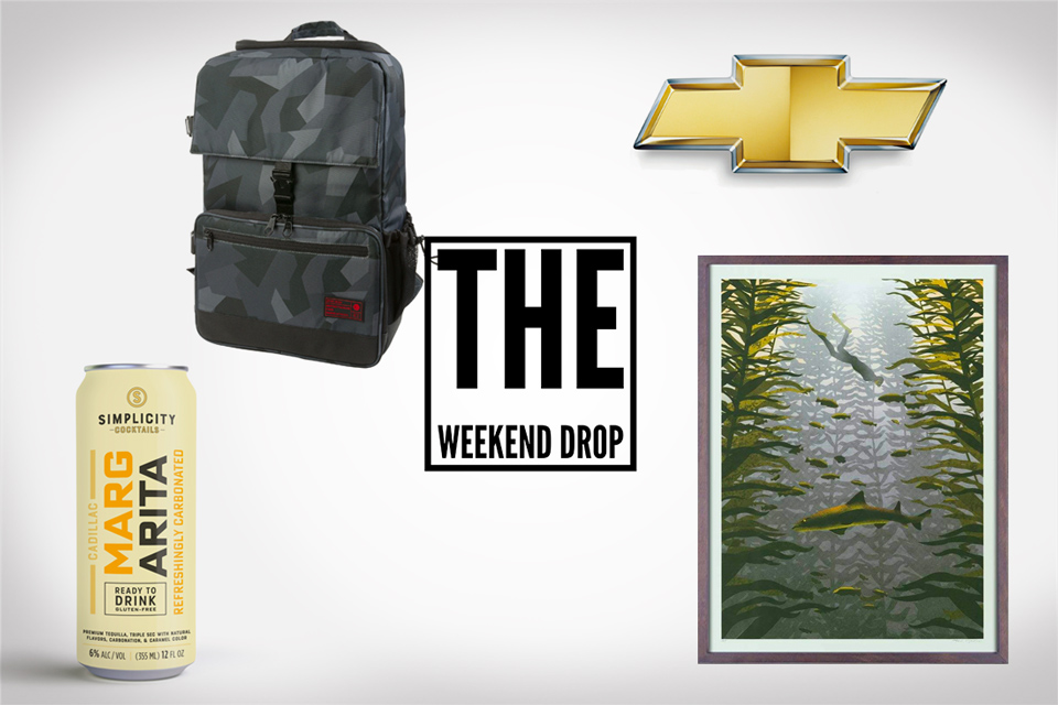 The Weekend Drop: 2020 Corvette, DSLR Bags, and More!